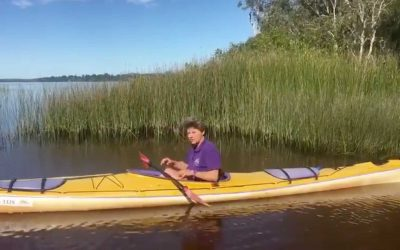 Blog Series – Safe and comfortable kayaking tips for beginners  Week 2