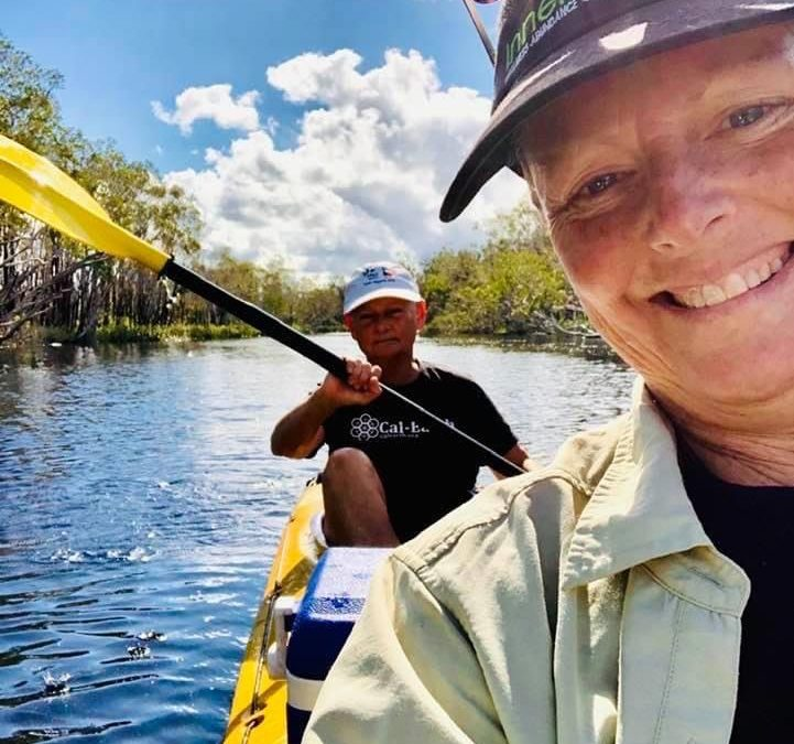 Safe Kayaking in the Noosa Everglades