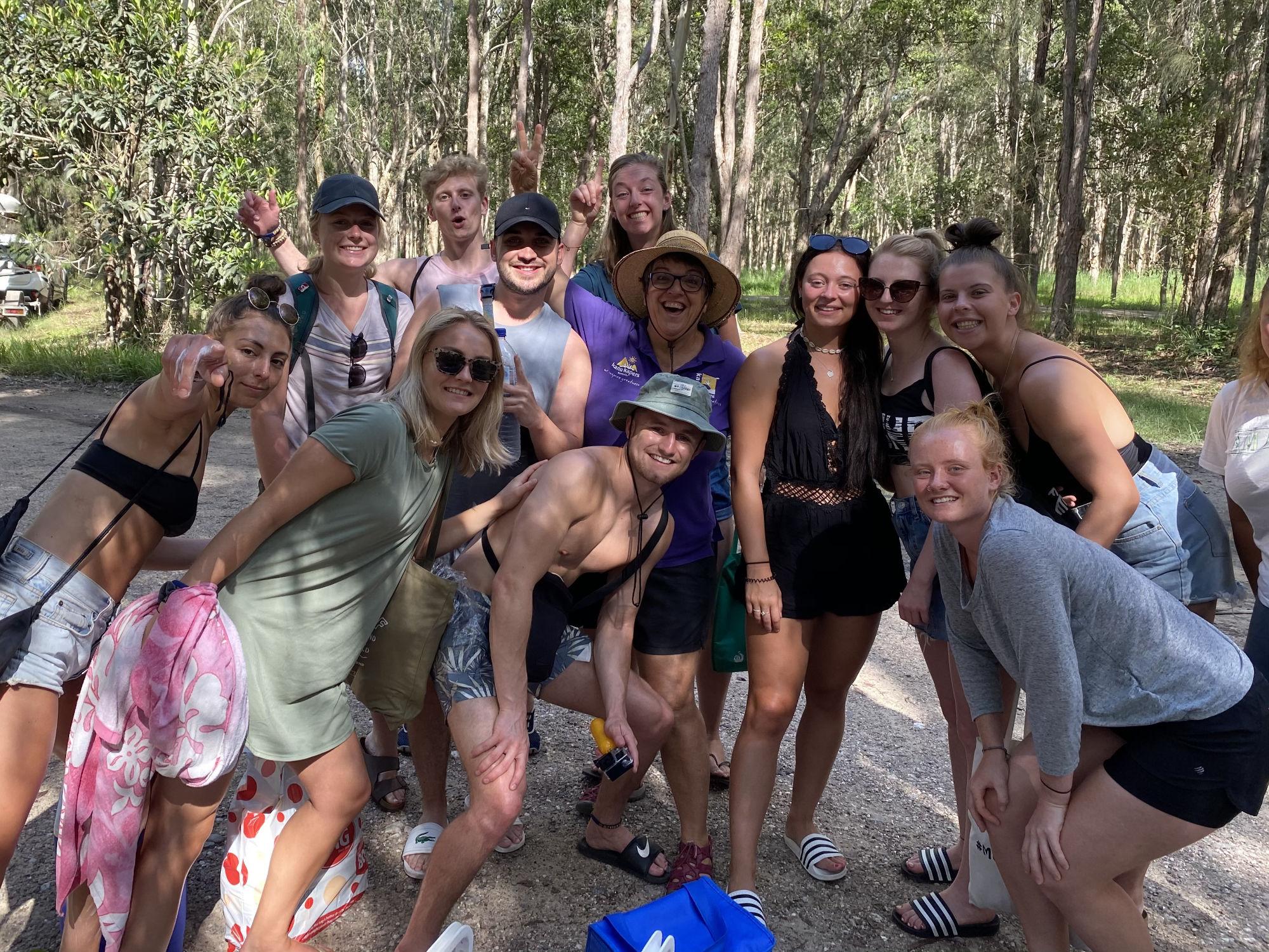 family group kayak tours